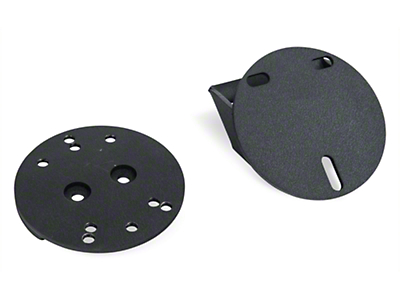 Rugged Ridge Spare Tire Spacer - Textured Black (87-17 Wrangler YJ, TJ & JK)