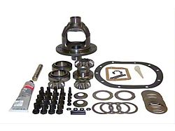 Dana 30 Front Axle Differential Carrier Kit; Gear Ratios 3.73, 4.10, 4.56 (90-06 Jeep Wrangler YJ & TJ)
