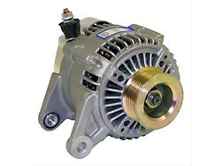 Alternator; 117 Amp (01-06 4.0L Jeep Wrangler)
