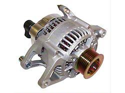 Alternator; 90 Amp; 117 Amp (91-00 2.5L, 4.0L Jeep Wrangler)