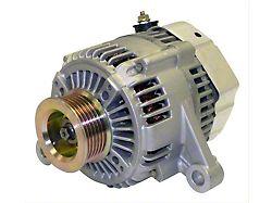 Alternator; 117 Amp (2000 4.0L Jeep Wrangler)