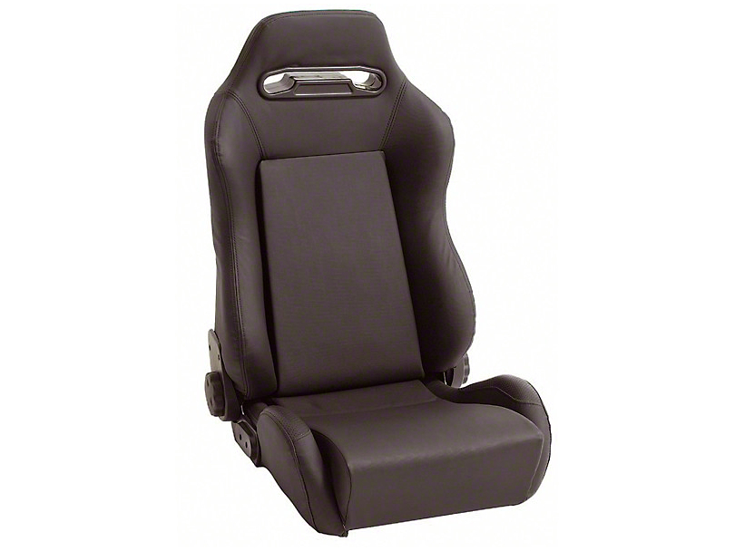 Rugged Ridge Sport Seat (87-02 Jeep Wrangler YJ & TJ)