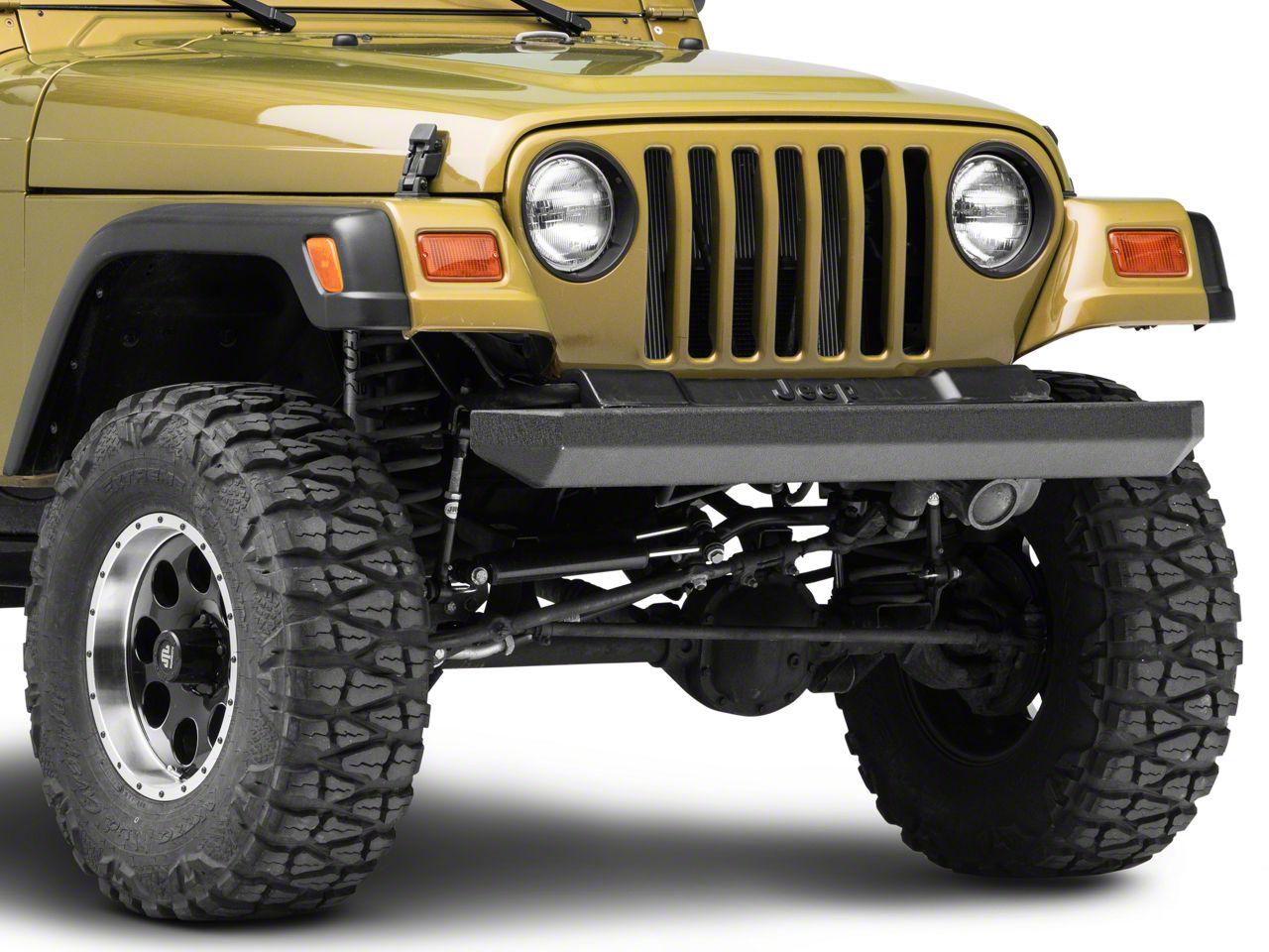 Add Smittybilt SRC Rock Crawler Classic Front Bumper (87-06 Wrangler YJ & TJ)