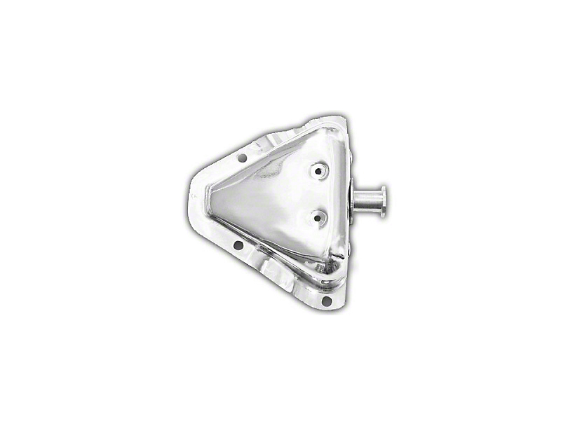 Rugged Ridge Stainless Steel Door Bracket Left (87-95 Jeep Wrangler YJ)