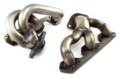 Rugged Ridge Stainless Steel Exhaust Header (07-11 3.8L Jeep Wrangler JK)