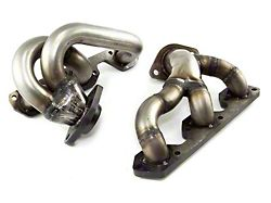 Rugged Ridge Steel Exhaust Header (07-11 3.8L Jeep Wrangler JK)