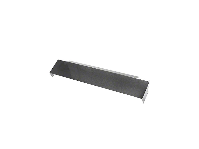 Rugged Ridge Stainless Steel Front Frame Cover (87-95 Wrangler YJ)
