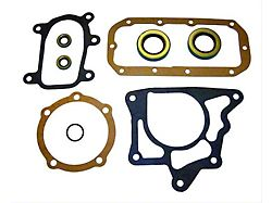 Transfer Case Gasket and Seal Kit; with Dana 20 Transfer Case (76-79 Jeep CJ7; 73-79 CJ5)