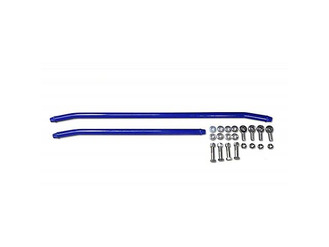 Steinjager Heavy Duty Crossover Steering Kit; Southwest Blue (07-18 Jeep Wrangler JK)