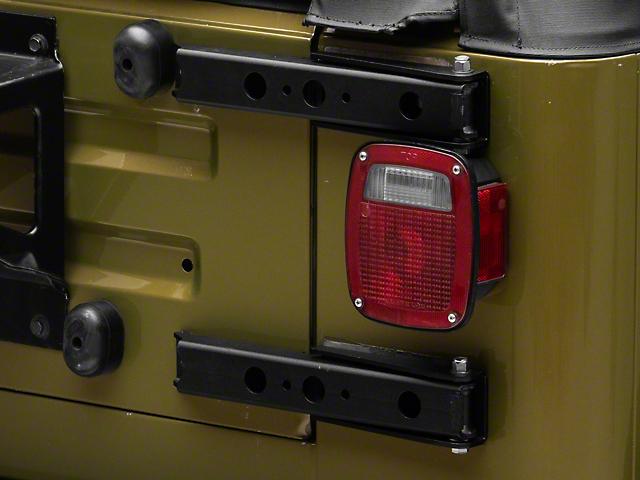 MORryde Heavy Duty Tailgate Hinge (97-06 Jeep Wrangler TJ)