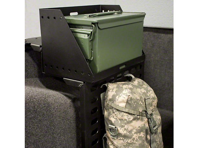 MORryde Ammo Can Tray Kit with Molle Holder (07-18 Jeep Wrangler JK 4-Door)