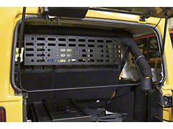 MORryde Overhead Flip Down Molle Panel (07-18 Jeep Wrangler JK 4-Door)