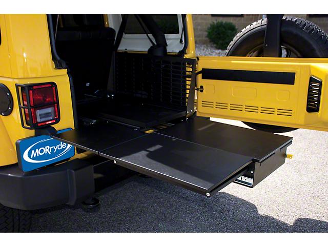 MORryde Slide-On Counter Top for Trail Kitchen (07-21 Jeep Wrangler JK & JL)