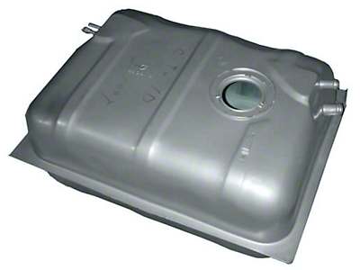 Omix-ADA Steel Gas Tank - 15 Gallon (87-90 4.2L Jeep Wrangler YJ)