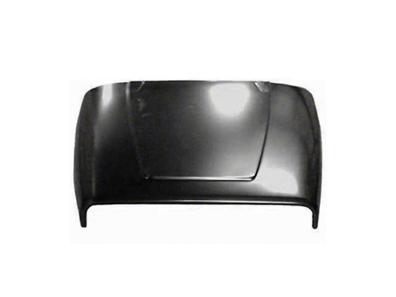 Omix-ADA Steel Hood - Unpainted (87-95 Wrangler YJ)