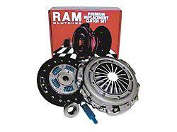 RAM Clutches Premium OEM Replacement Organic Clutch Kit; 10 Spline (82-86 4.2L Jeep CJ5 & CJ7)