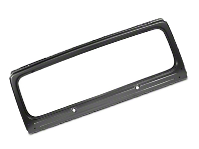 Omix-ADA Steel Windshield Frame (87-95 Jeep Wrangler YJ)