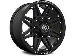 XF Offroad XF-204 Gloss Black Milled 5-Lug Wheel; 24x14; -76mm Offset (14-21 Tundra)