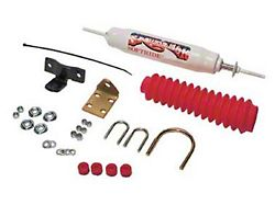 SkyJacker Hydro 7000 Single Steering Stabilizer Kit (87-95 Jeep Wrangler YJ)