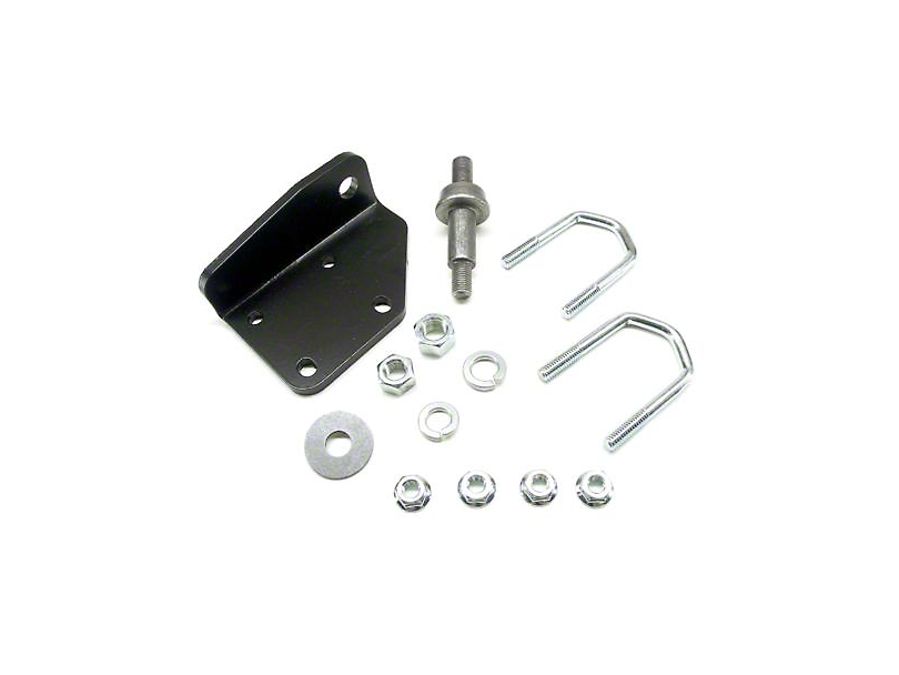 Teraflex Steering Stabilizer Mounting Kit (87-06 Wrangler YJ & TJ)