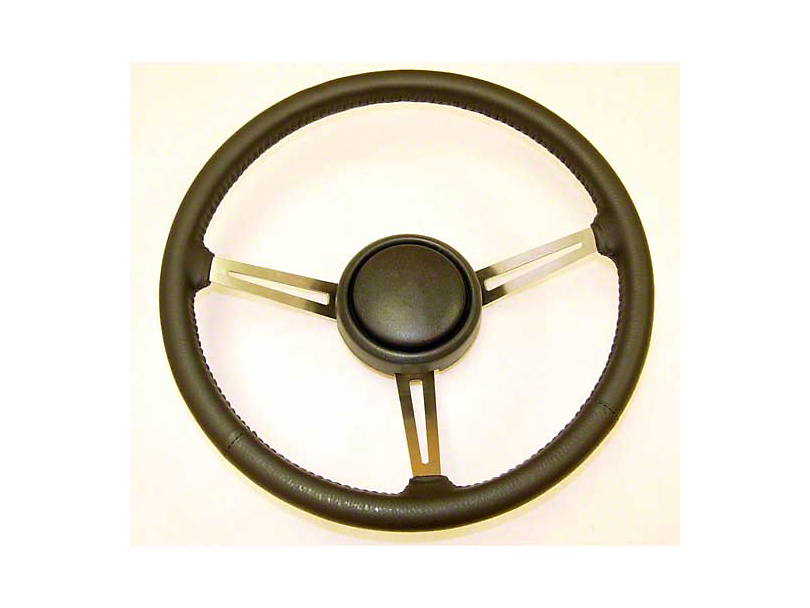 Leather Steering Wheel Kit (87-95 Jeep Wrangler YJ)