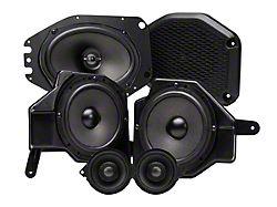 MB Quart Six Speaker STAGE 6 OEM Audio System Upgrade (18-21 Jeep Wrangler JL)