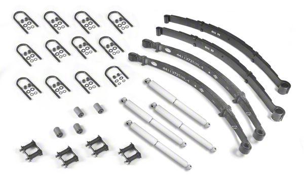 Jeep Wrangler Engine Rebuild Kits
