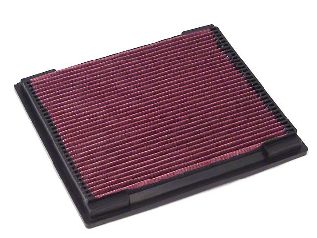 Rugged Ridge Air Filter (97-06 2.5L or 4.0L Jeep Wrangler TJ)