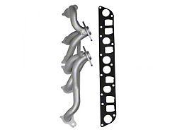 Flowtech 1-5/8-Inch Shorty Headers; Ceramic (00-06 4.0L Jeep Wrangler TJ)