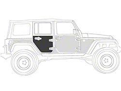 Smittybilt MAG Armor Magnetic Trail Skin for Rear Door; Passenger Side (07-18 Jeep Wrangler JK 4-Door)