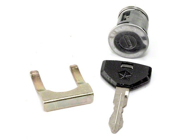 Tailgate Lock Cylinder (93 Jeep Wrangler YJ)