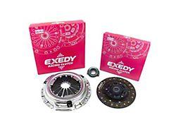 Exedy Off-Road Stage 1 Organic Clutch Kit; 10 Spline (87-89 4.2L Jeep Wrangler YJ)