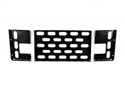 Fabtech Interior Cargo Rack for Hard Tops (18-21 Jeep Wrangler JL 4-Door)