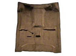 Pro-Line Replacement Front and Rear Carpet Kit; Coffee (76-86 Jeep CJ7; 87-95 Jeep Wrangler YJ)