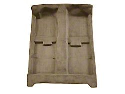 Pro-Line Replacement Front and Rear Carpet Kit; Medium Beige (97-06 Jeep Wrangler TJ)
