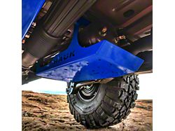 Hauk Off-Road M.U.L.E. Skid Plate; Gloss Ocean Blue (18-21 Jeep Wrangler JL 4-Door)