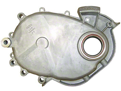 Omix-ADA Timing Cover 6 CYL 4.0L & 4 CYL 2.5L (93-02 2.5L or 4.0L Wrangler YJ & TJ)