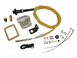 Secure Disconnect Front Axle Lock Kit for 0 to 3-Inch Lift (87-95 Jeep Wrangler YJ)