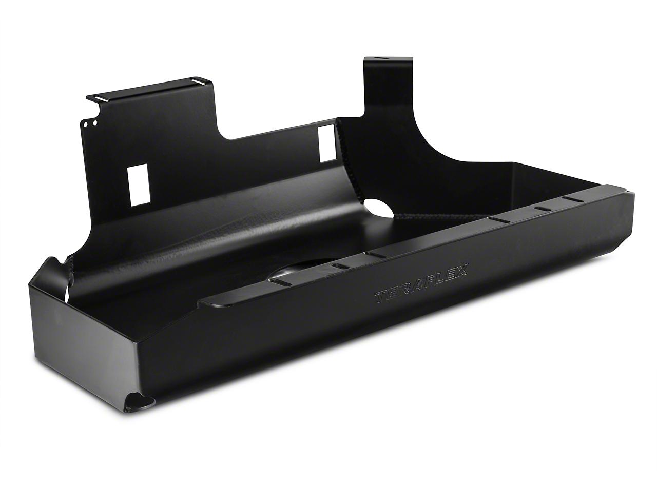 Teraflex HD Gas Tank Skid Plate (97-06 Wrangler TJ)