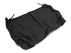 Smittybilt Tonneau Cover - Black Denim (92-95 Jeep Wrangler YJ)