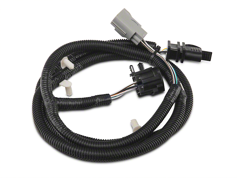J15570?$enlarged810x608$ rugged ridge wrangler tow hitch wiring harness 17275 01 (07 17 wiring harness for trailer at virtualis.co