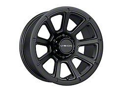 Vision Off-Road 353 Turbine Matte Black Wheel; 17x8.5 (20-22 Jeep Gladiator JT)