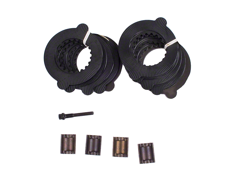Trac-Loc Disc Kit for Rear Dana-35 (90-02 Jeep Wrangler YJ & TJ)