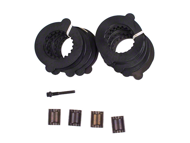 Omix-ADA Trac-Loc Disc Kit for Rear Dana-35 (90-02 Jeep Wrangler YJ & TJ)