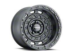 Vision Off-Road 403 Tactical Satin Black Wheel; 20x12 (20-22 Jeep Gladiator JT)