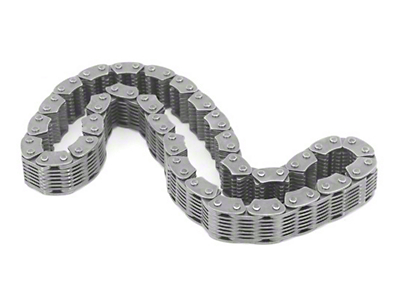 Alloy USA Transfer Case Chain NP231 and NP233 1-Inch Wide/31 Links (87-06 Wrangler YJ & TJ)