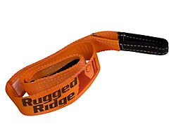 Rugged Ridge 3 in. x 6 ft. Tree Trunk Protector - 30,000 lbs.