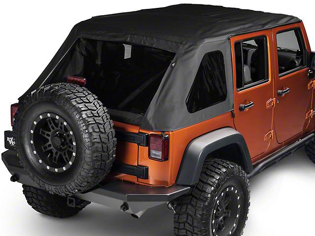 Bestop Trektop (07-18 Jeep Wrangler JK 4 Door)