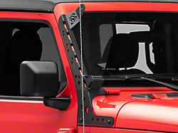 Prevail Series Mounting Brackets with Upper and Lower Light Mounts (20-22 Jeep Gladiator JT)