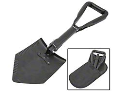 Rugged Ridge Tri Fold Recovery Shovel